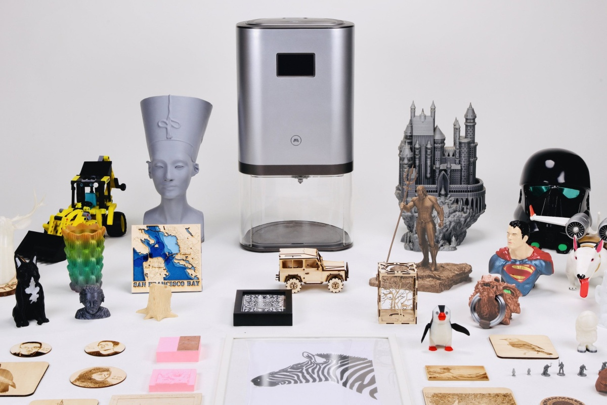 Think your 3D printer is precise? You need to see IVI