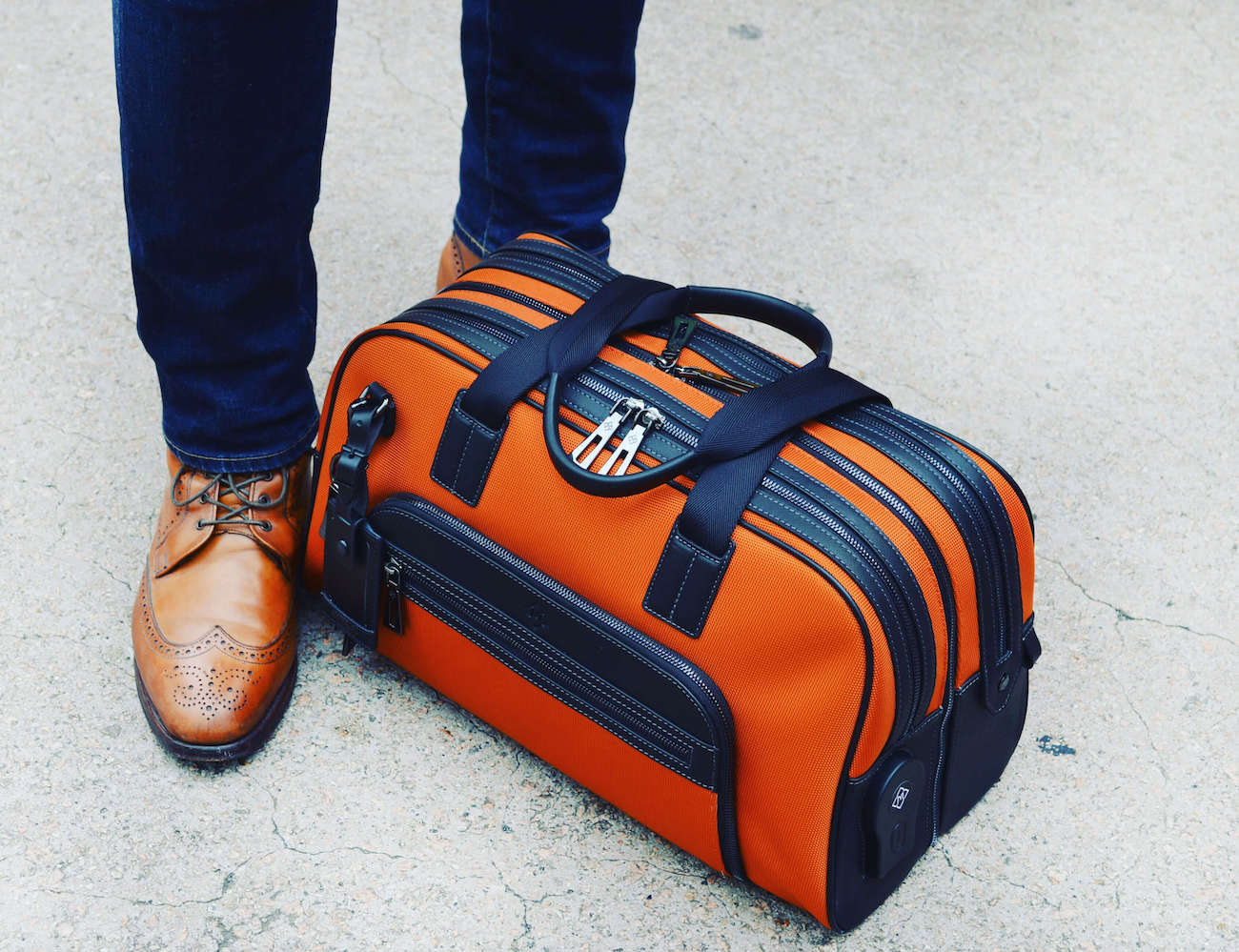 ATLAS Time-Saving Travel Bag will help you fly through airport security