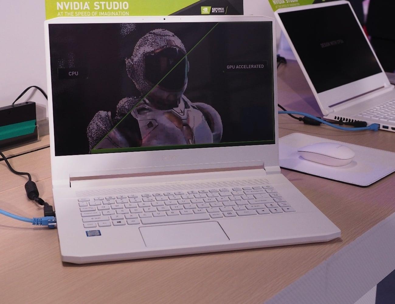 Acer ConceptD 7 Portable Designer Laptop 010