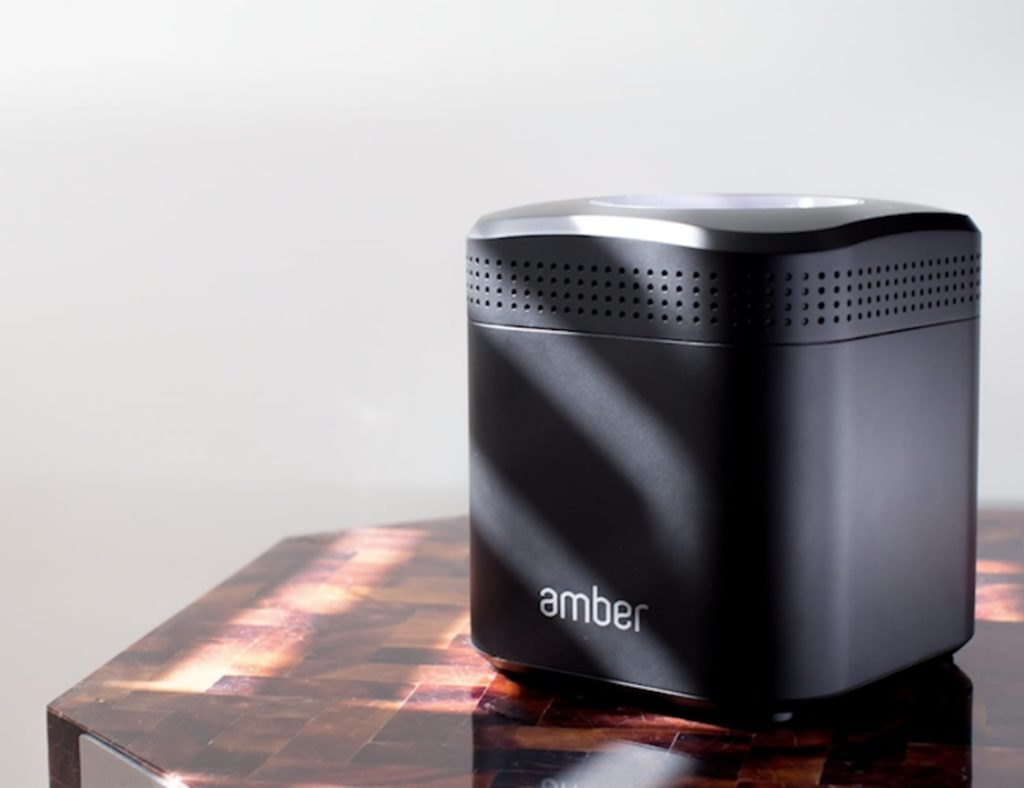 Amber Smart Storage Platform