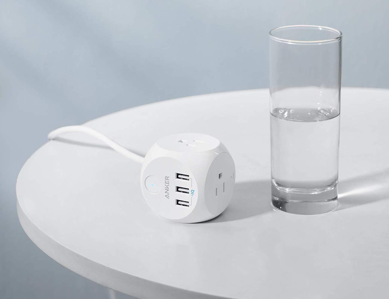 Anker PowerPort Cube Power Strip