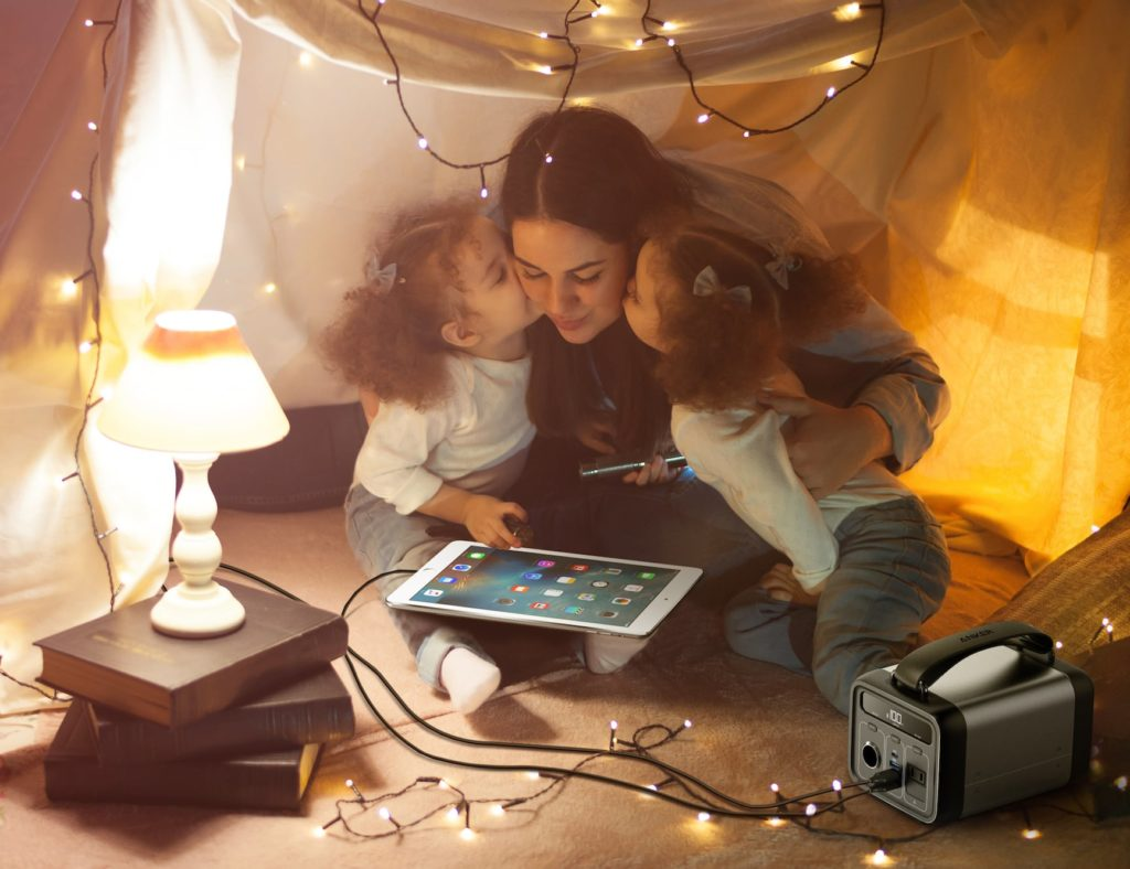 Anker+Powerhouse+200+Portable+Charging+Station+is+great+for+charging+your+devices+on+the+go