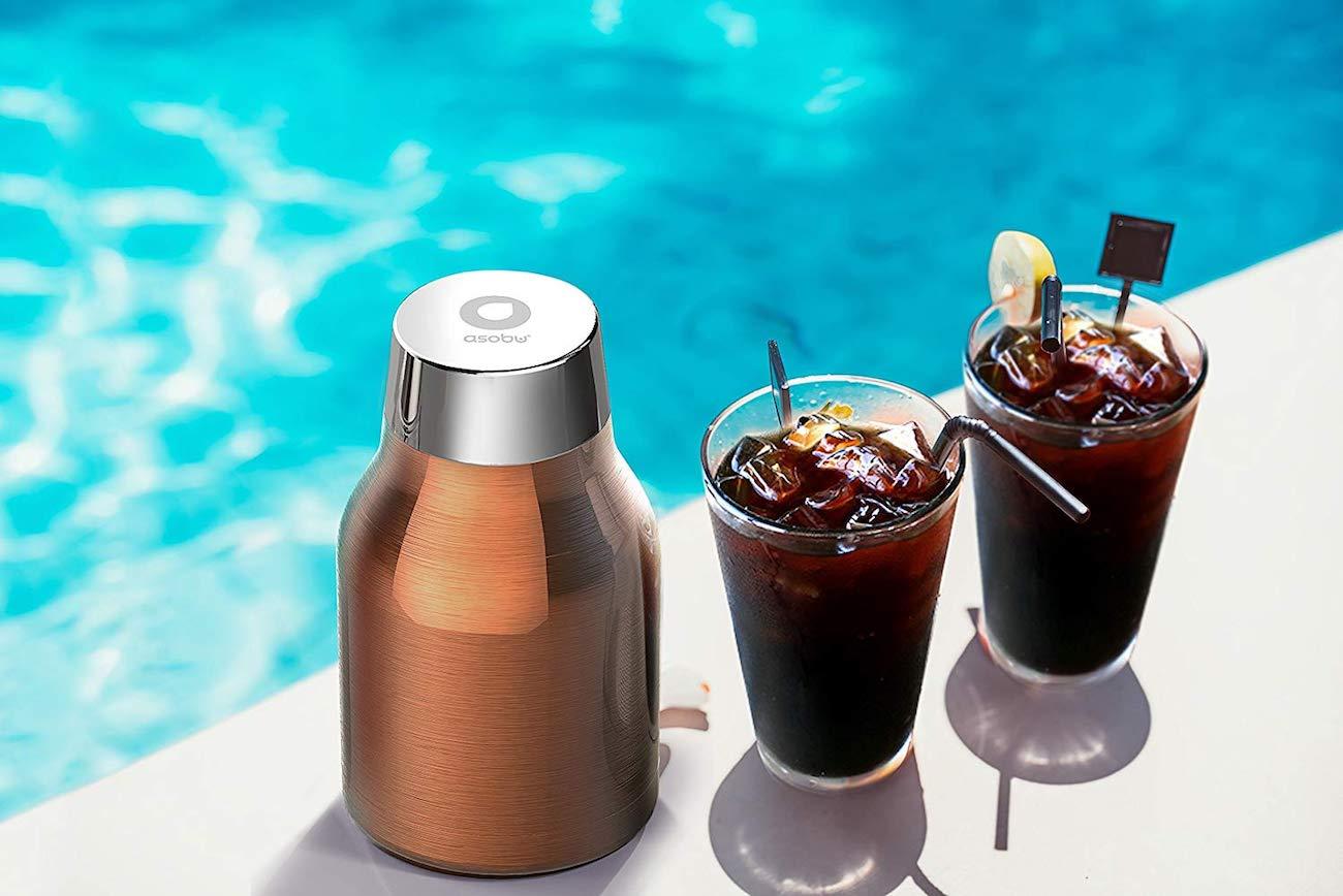 Asobu Coldbrew Insulated Portable Brewer