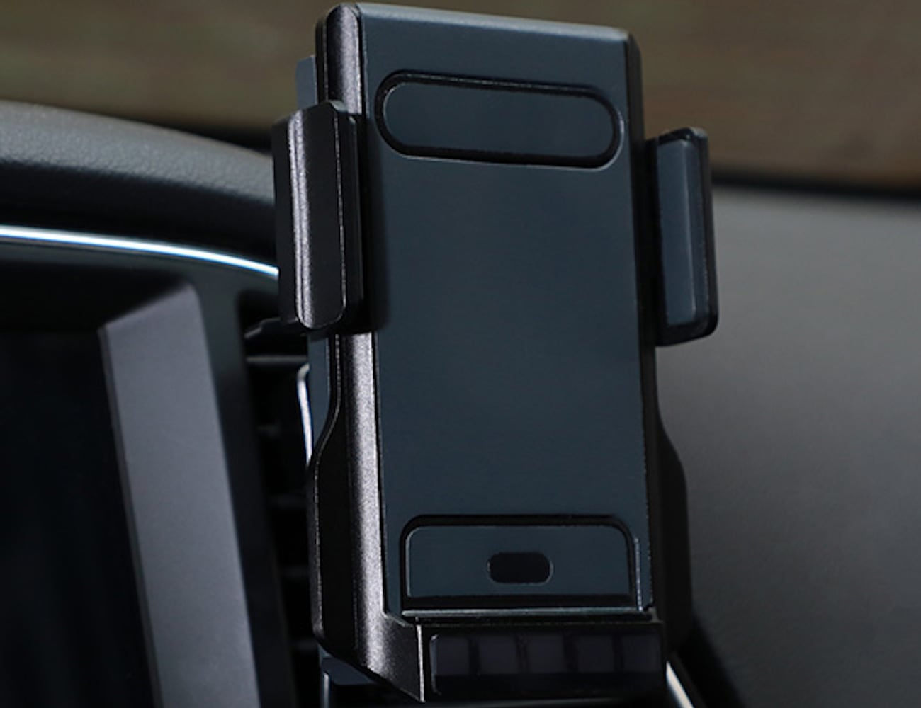 Autohold Automatic Wireless Charging Phone Stand is all about convenience