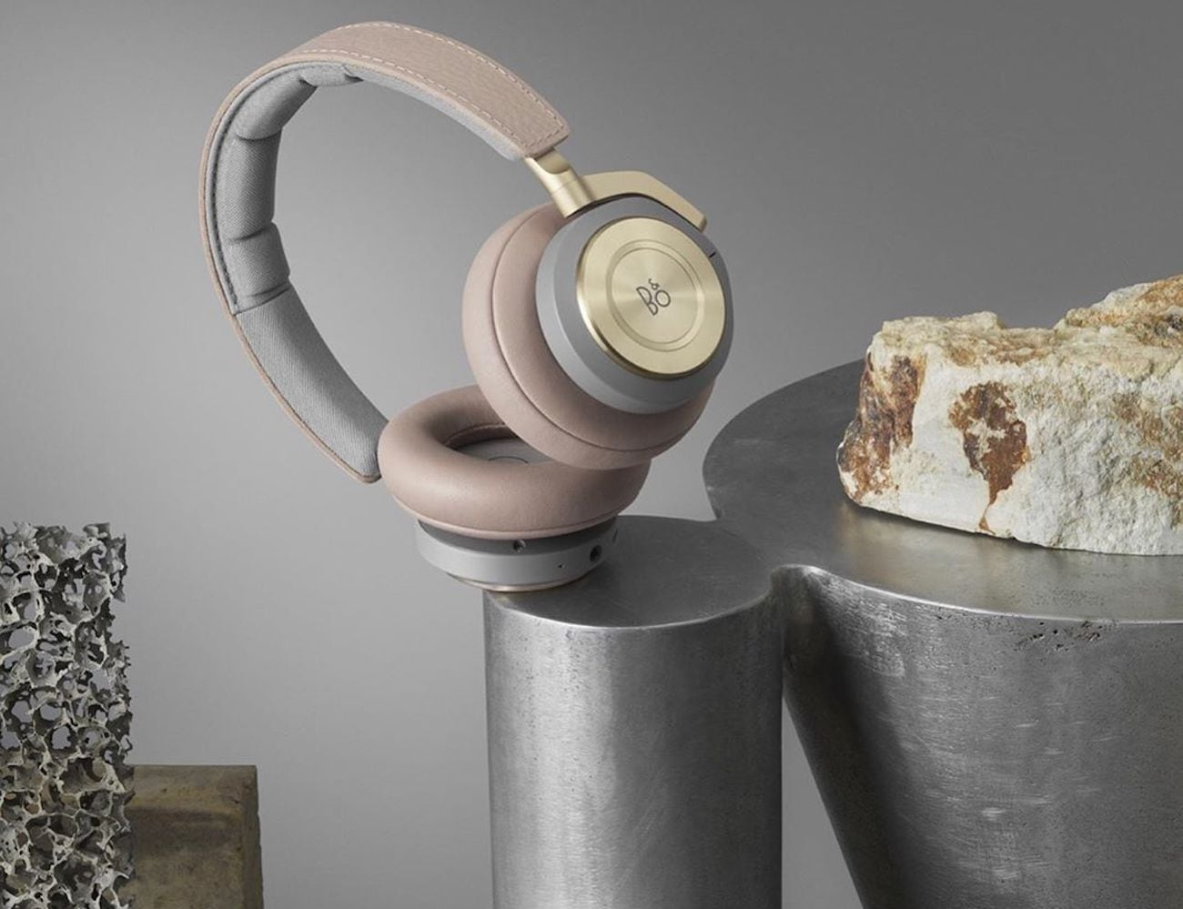 Bang & Olufsen Beoplay H9 Touch-Interface Headphones let you quickly adjust your music