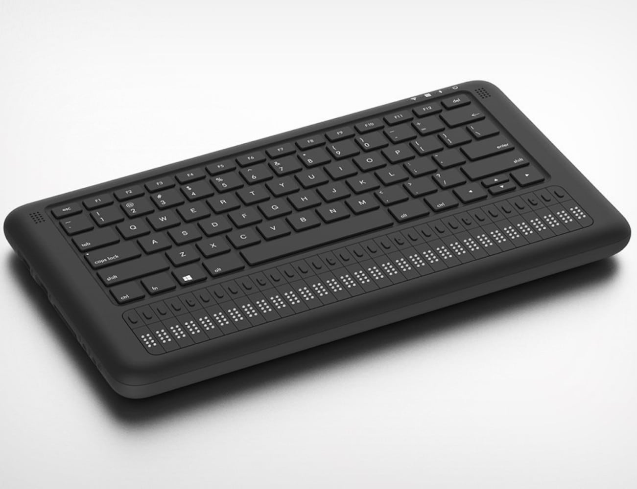 Braille-book All-In-One PC serves those with different visual abilities