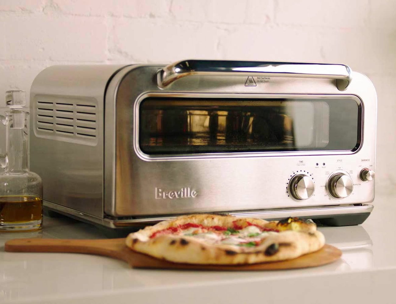 Breville Pizzaiolo Smart Countertop Pizza Oven