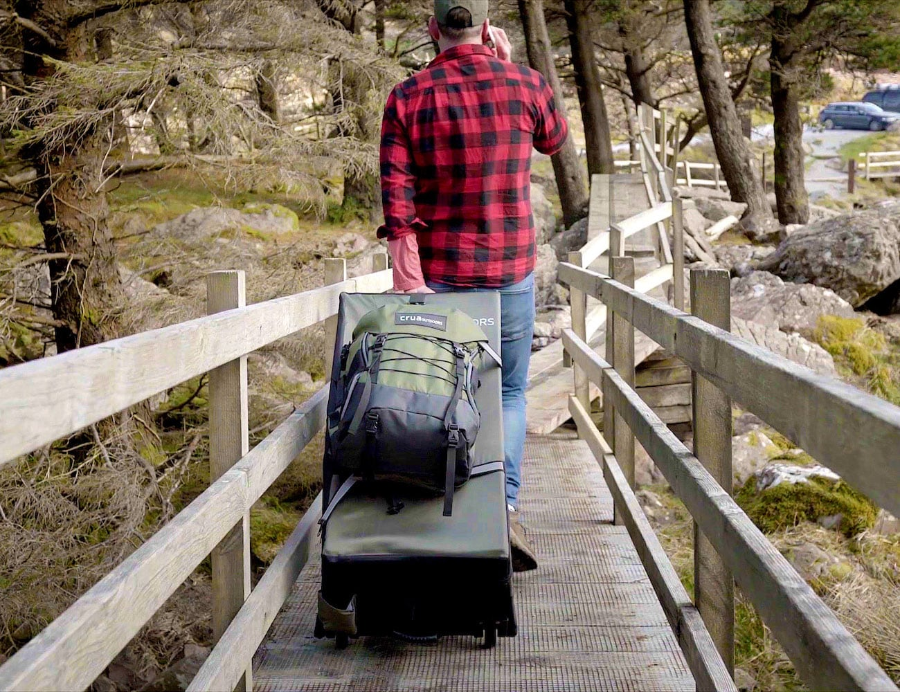 Crua Tribe Rugged Outdoor Bag Collection offers incredible insulation