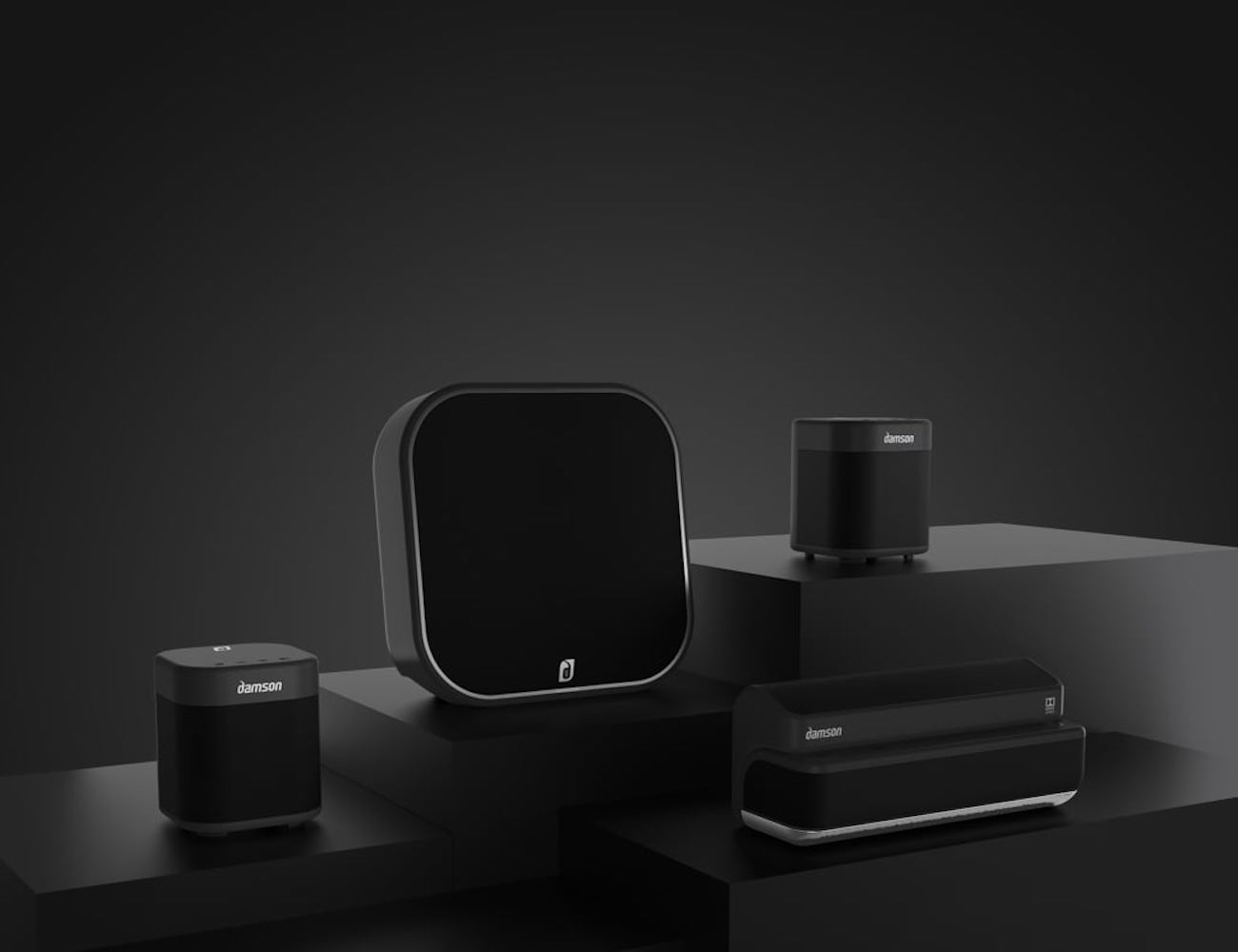Damson Wireless Home Cinema System provides movie theater sound quality at home