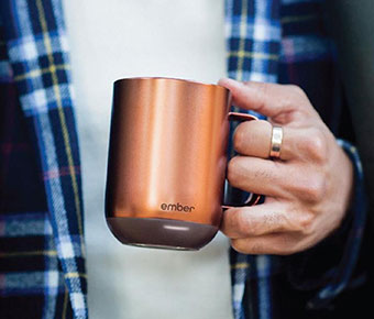 Ember+Connected+Copper+Mug+with+Temperature+Control