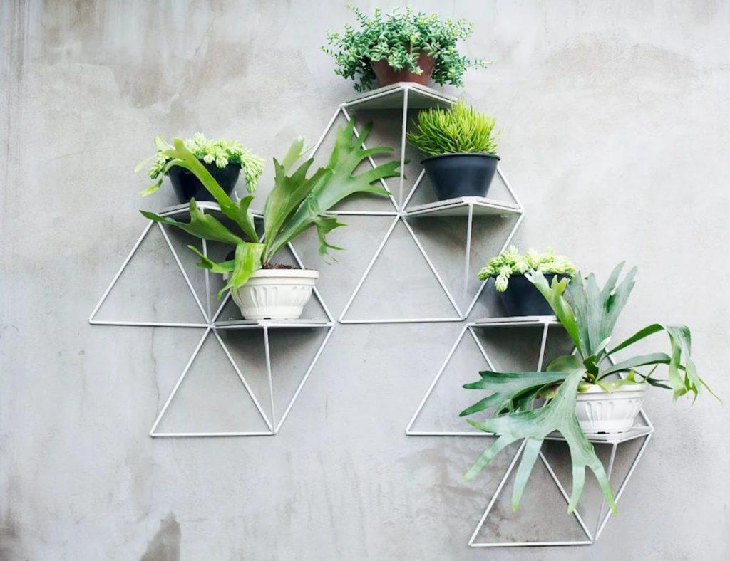 Estudio+Parrado+Garden+Modules+are+the+modern+way+to+hang+houseplants
