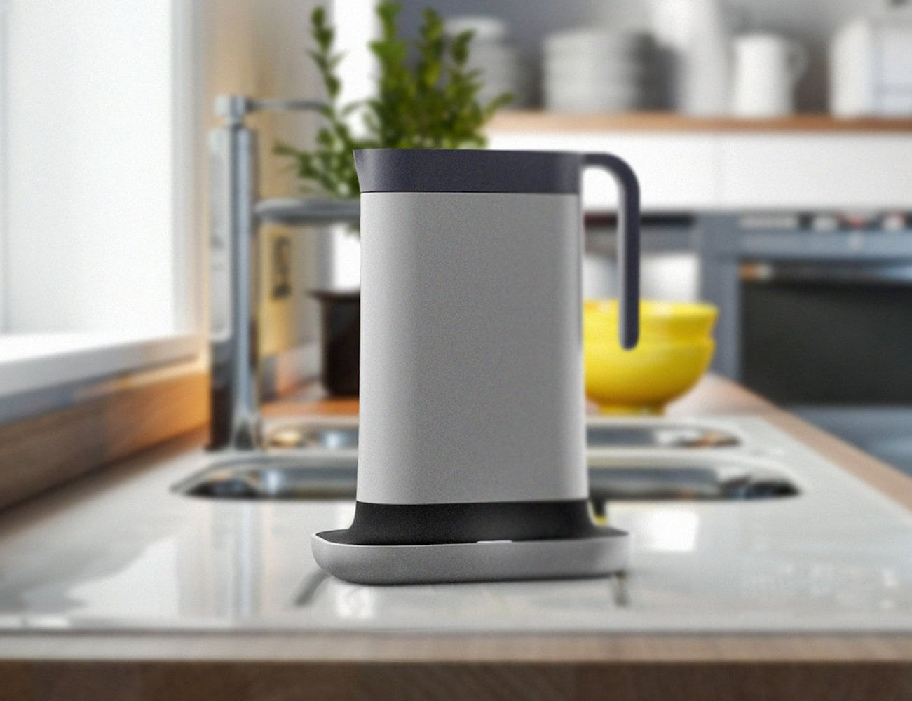 Ferv Thermally Insulated Kettle is a time-saving way to boil water