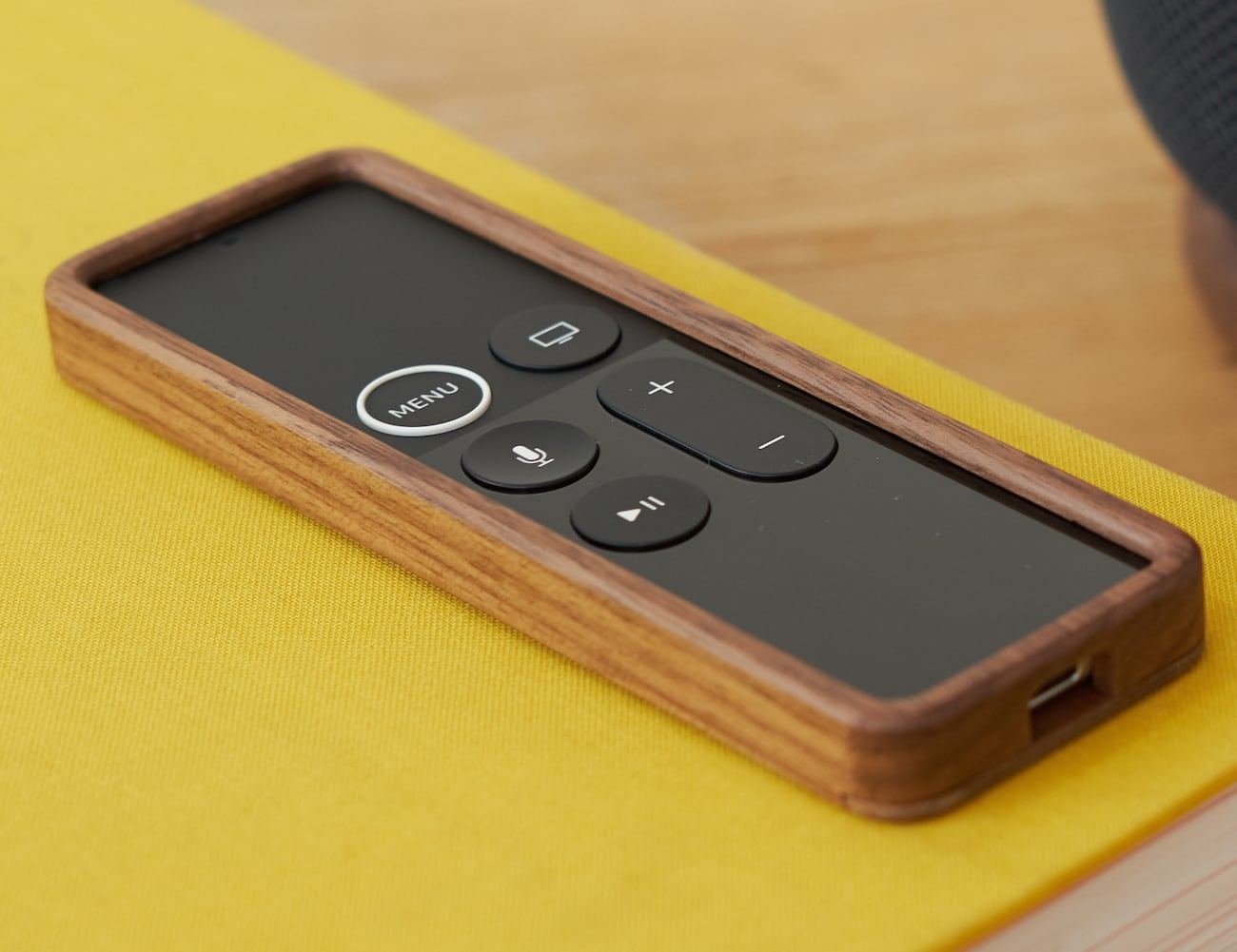 Flösku Apple TV Remote Case gives your remote an elegant accent