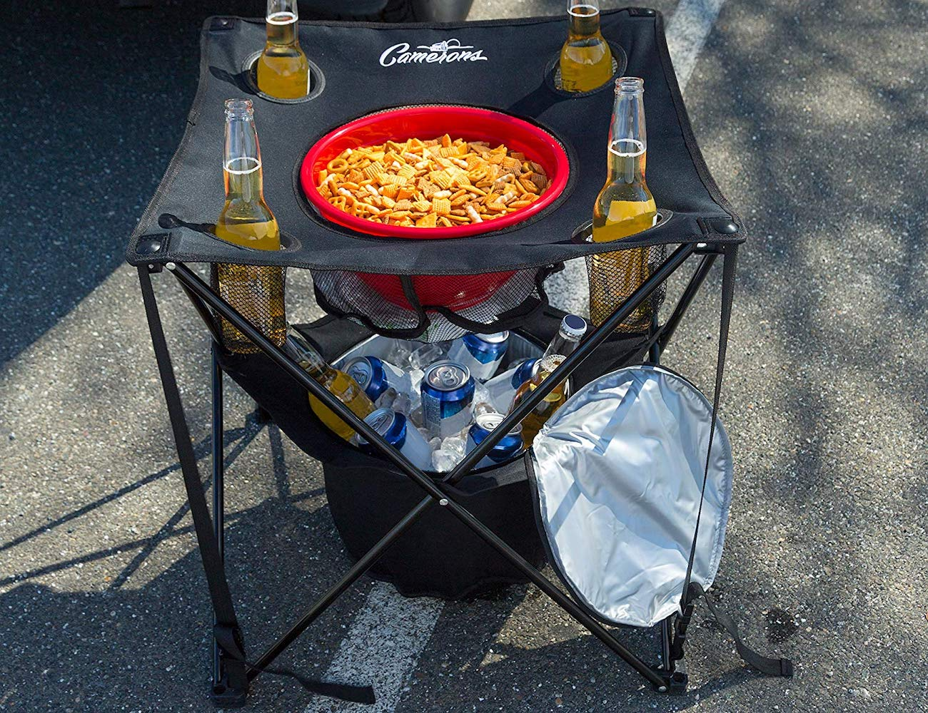 Folding Tailgating Table