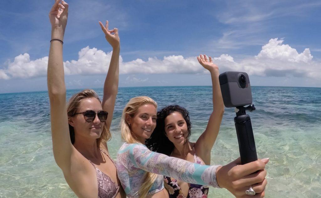 GoPro Fusion 360° VR Action Camera