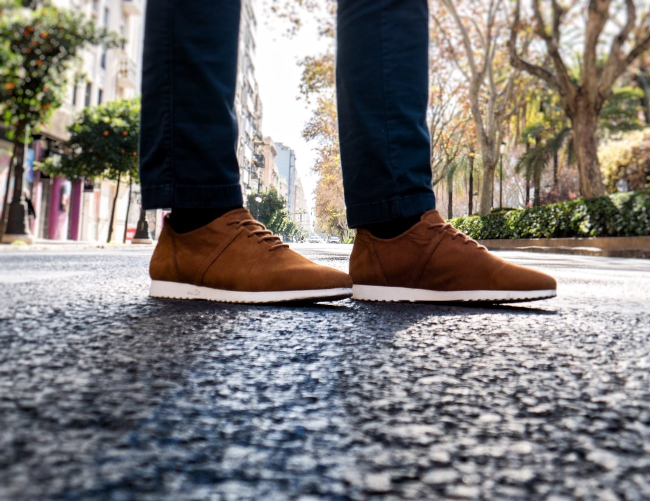 HAŪT Urban Sustainable Shoes are incredibly eco-friendly footwear