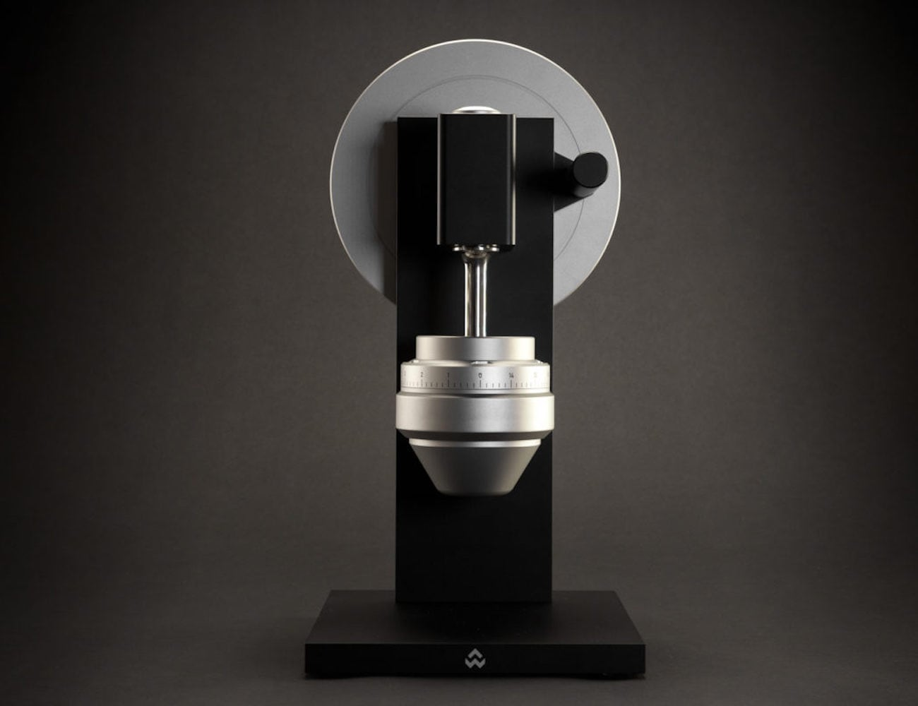 HG-1 One-Handed Countertop Coffee Grinder brings the coffee shop to your kitchen