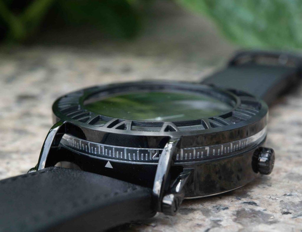 Horizon+Timepiece+Stealth+Automatic+Watch+discreetly+tells+you+the+time