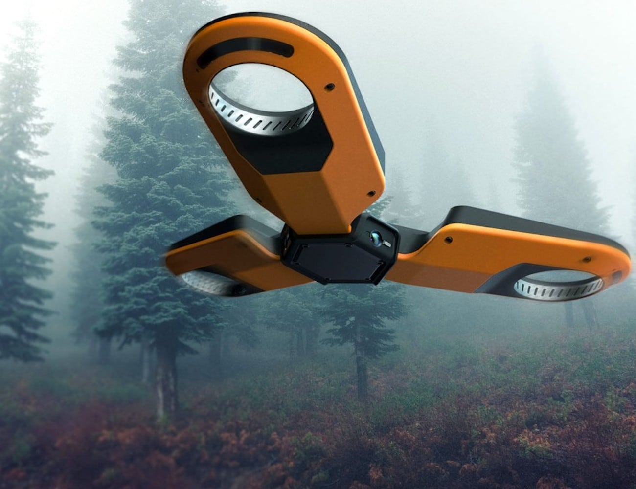 Humla Forestry Drone is a nature lover's best friend