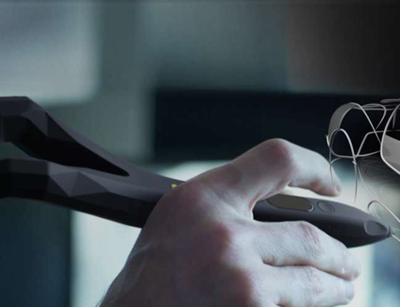 Logitech VR Ink Pilot Edition Stylus lets you be three-dimensionally creative