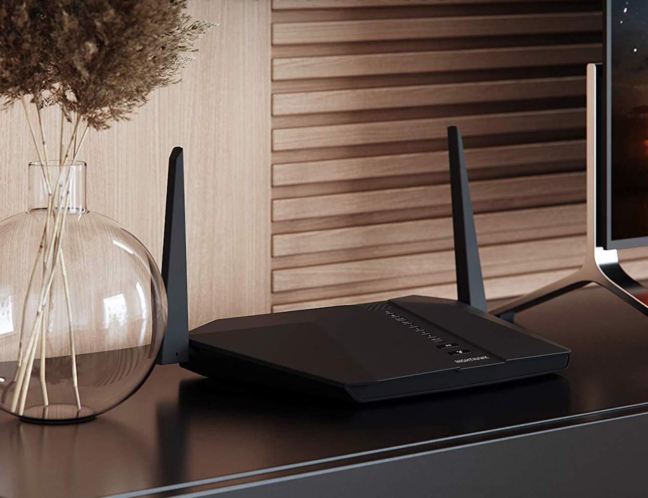 NETGEAR Nighthawk Wi-Fi 6 Router