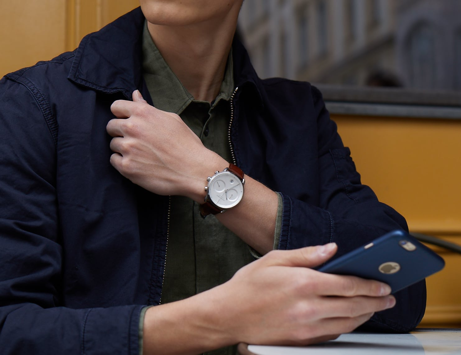 Nordgreen Iconic Sustainable Minimalist Watches give back to the world