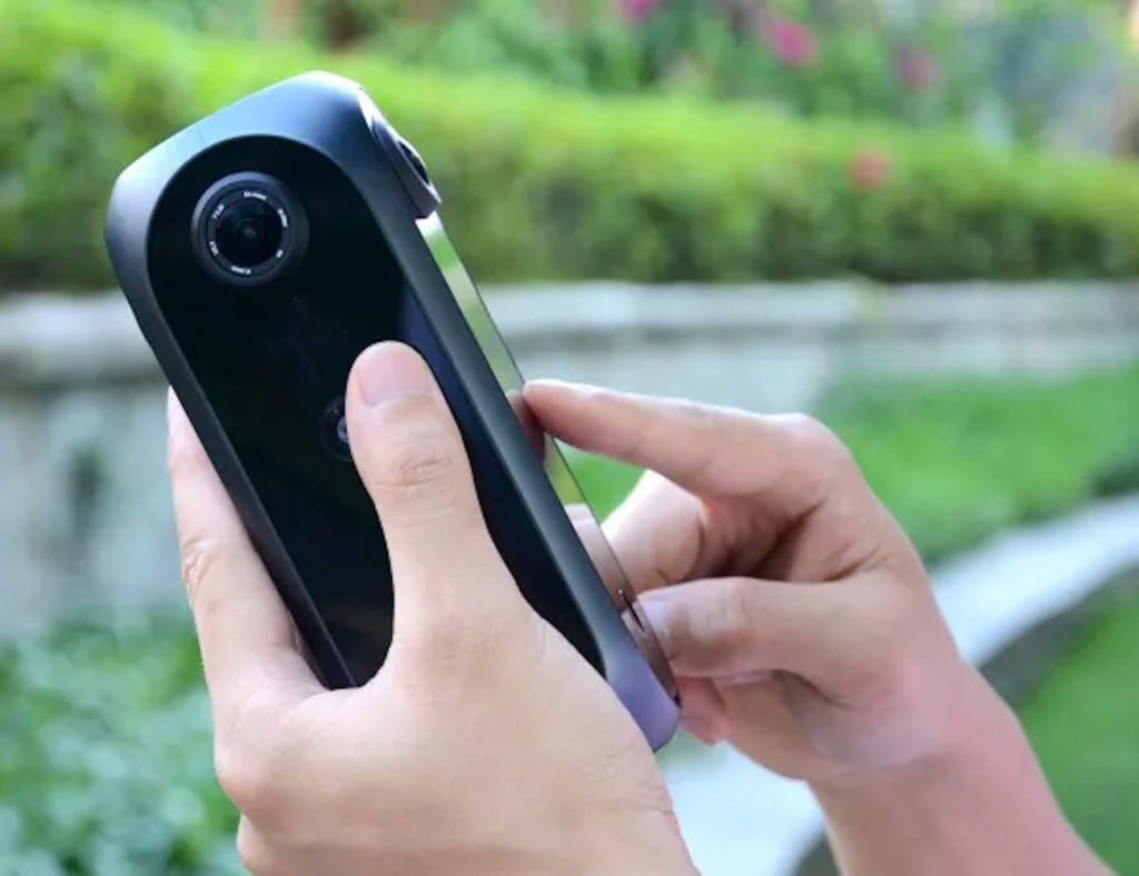 Pilot Era 8K 360° Compact VR Camera
