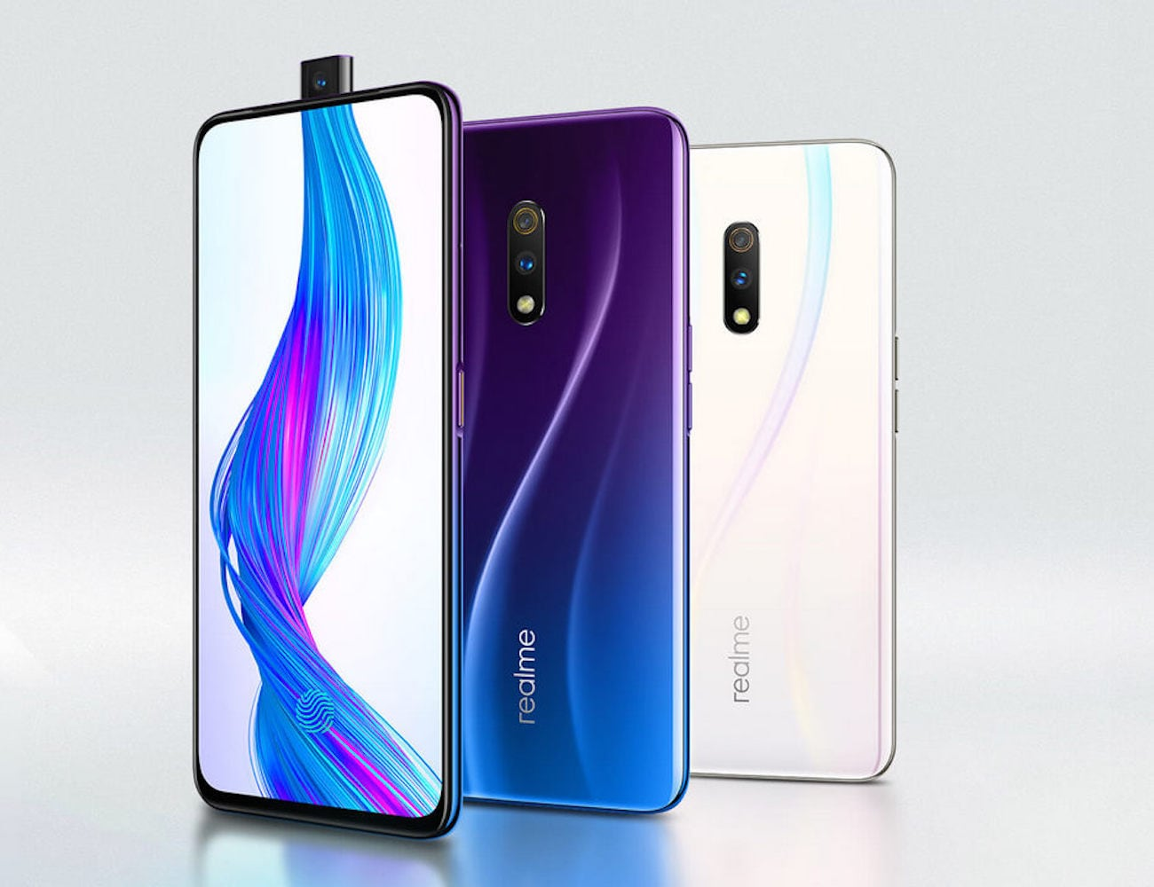 Realme X Pop-Up Camera Smartphone gives you the perfect selfie