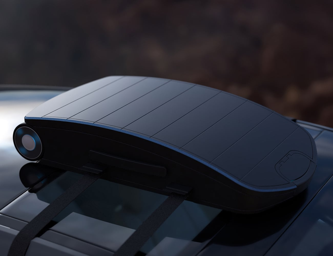 SU-R BOX Luggage Roof Box Hybrid gives you more room on road trips