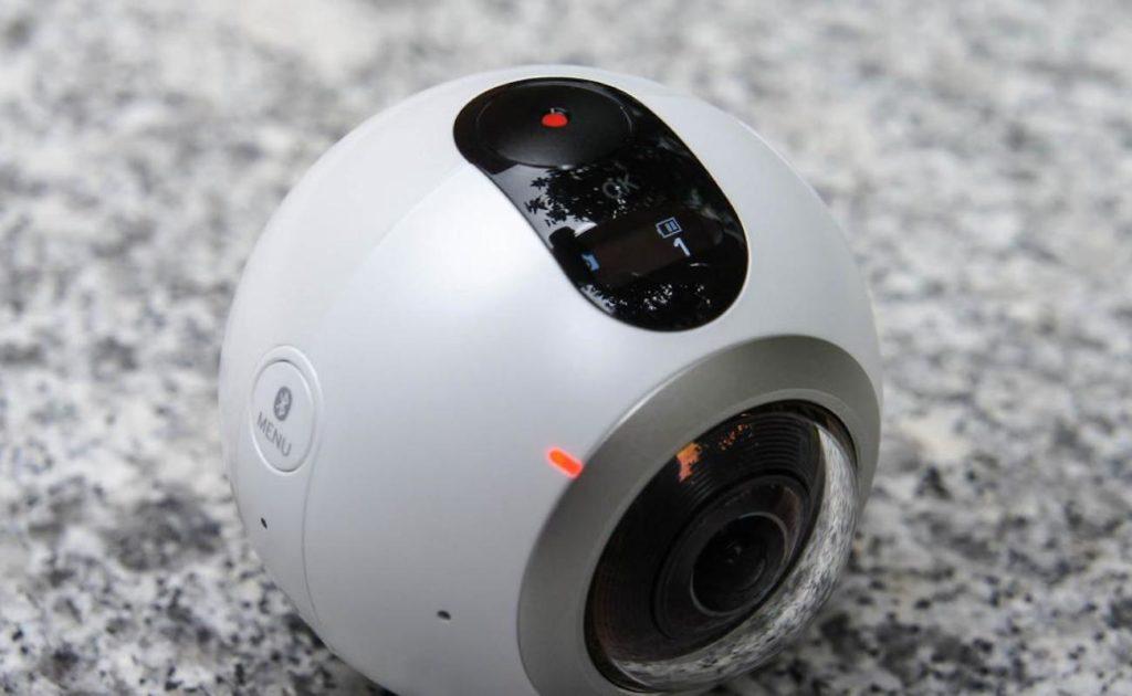 Samsung Gear 360 Portable VR Camera