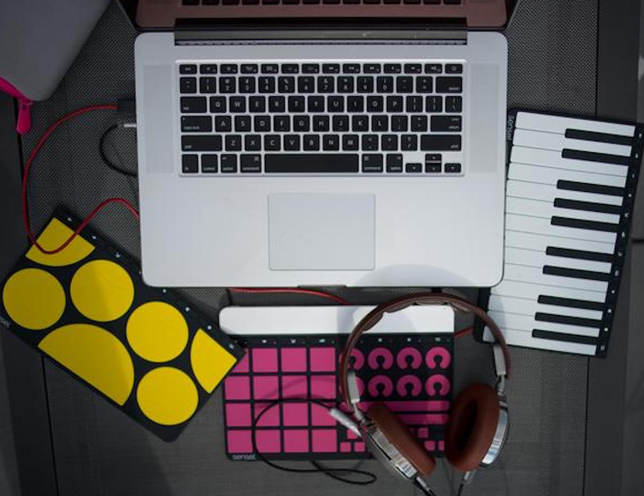 Sensel Morph MIDI Controller is completely portable