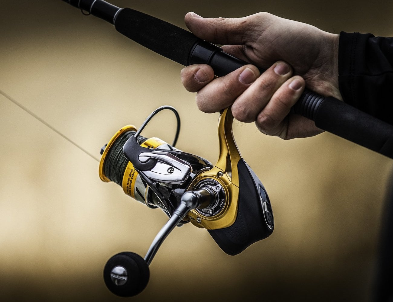 Smart Connect Bluetooth Fishing Reel smartens up your fishing experience