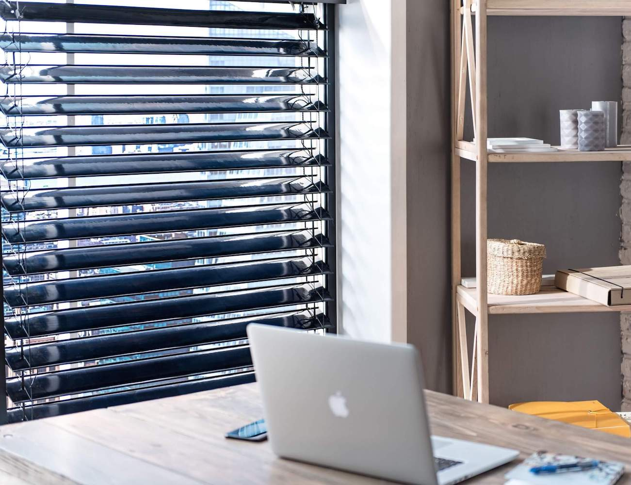 SolarGaps Smart Solar Blinds block sunshine while lowering your energy bill