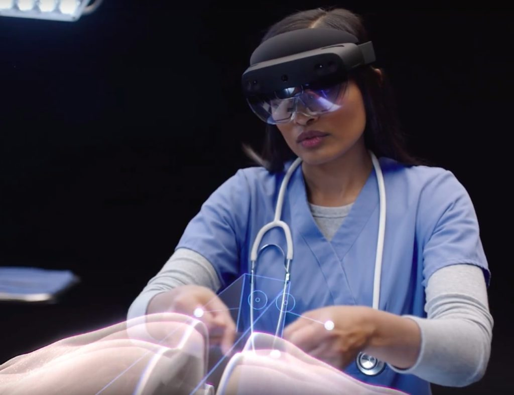 State of AR glasses in 2019 - should you buy a pair - Microsoft HoloLen 2 01