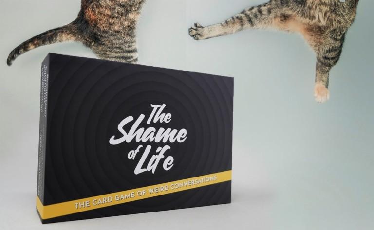 The Shame of Life NSFW Card Game is ridiculously fun