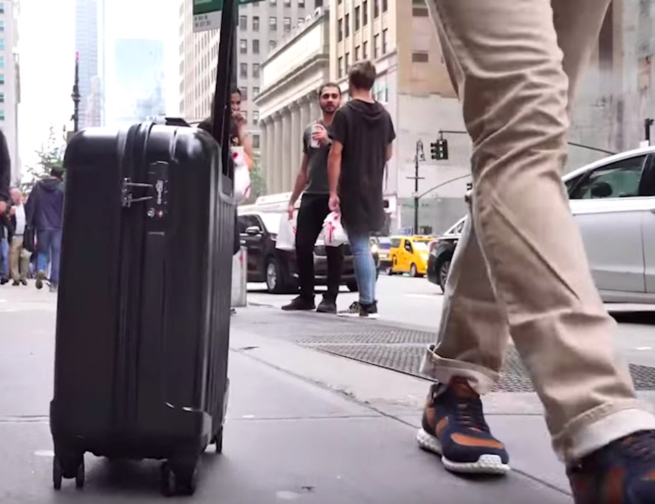 Genius Pack Supercharged Carry-On Luggage