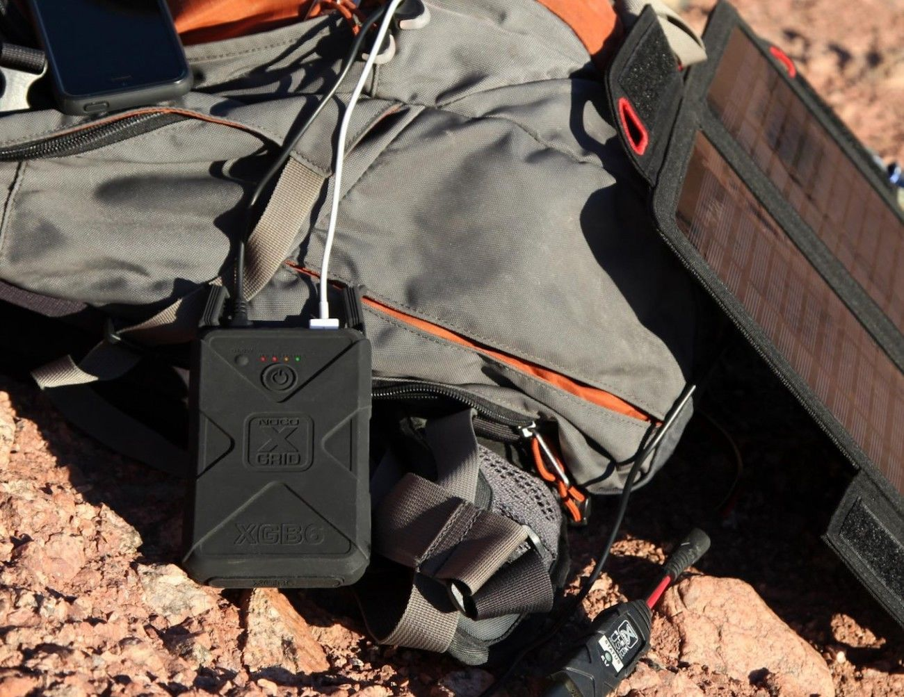 NOCO XGrid XGB6 Rugged Battery