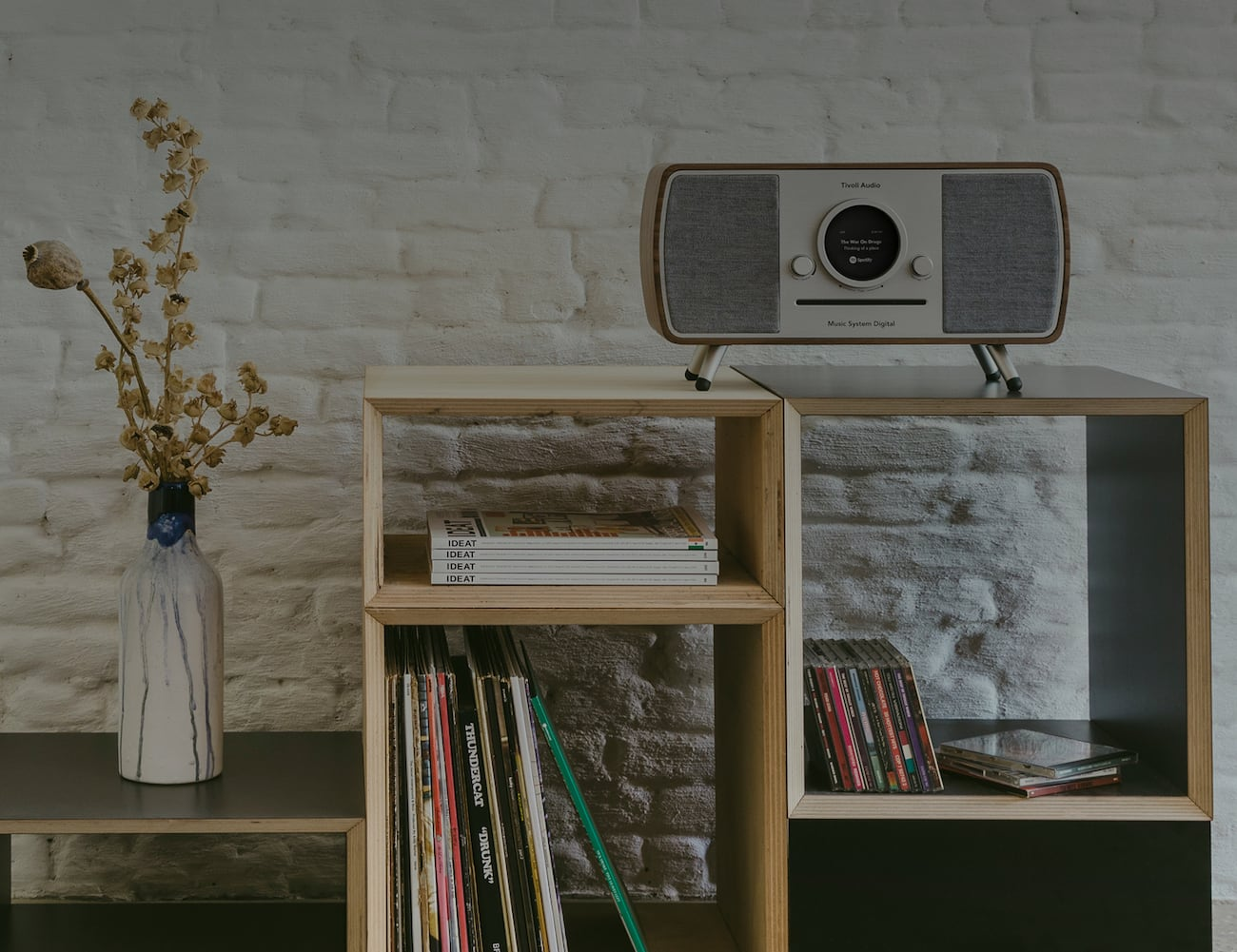 Tivoli Audio Music System Home Smart Hi-Fi System is so much more than a speaker