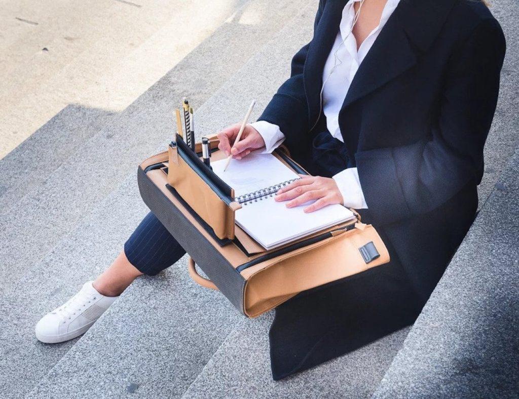 Urban Nomads Workstation Laptop Bag