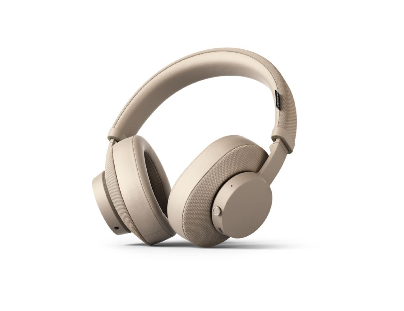 These oversized Bluetooth headphones play music for more