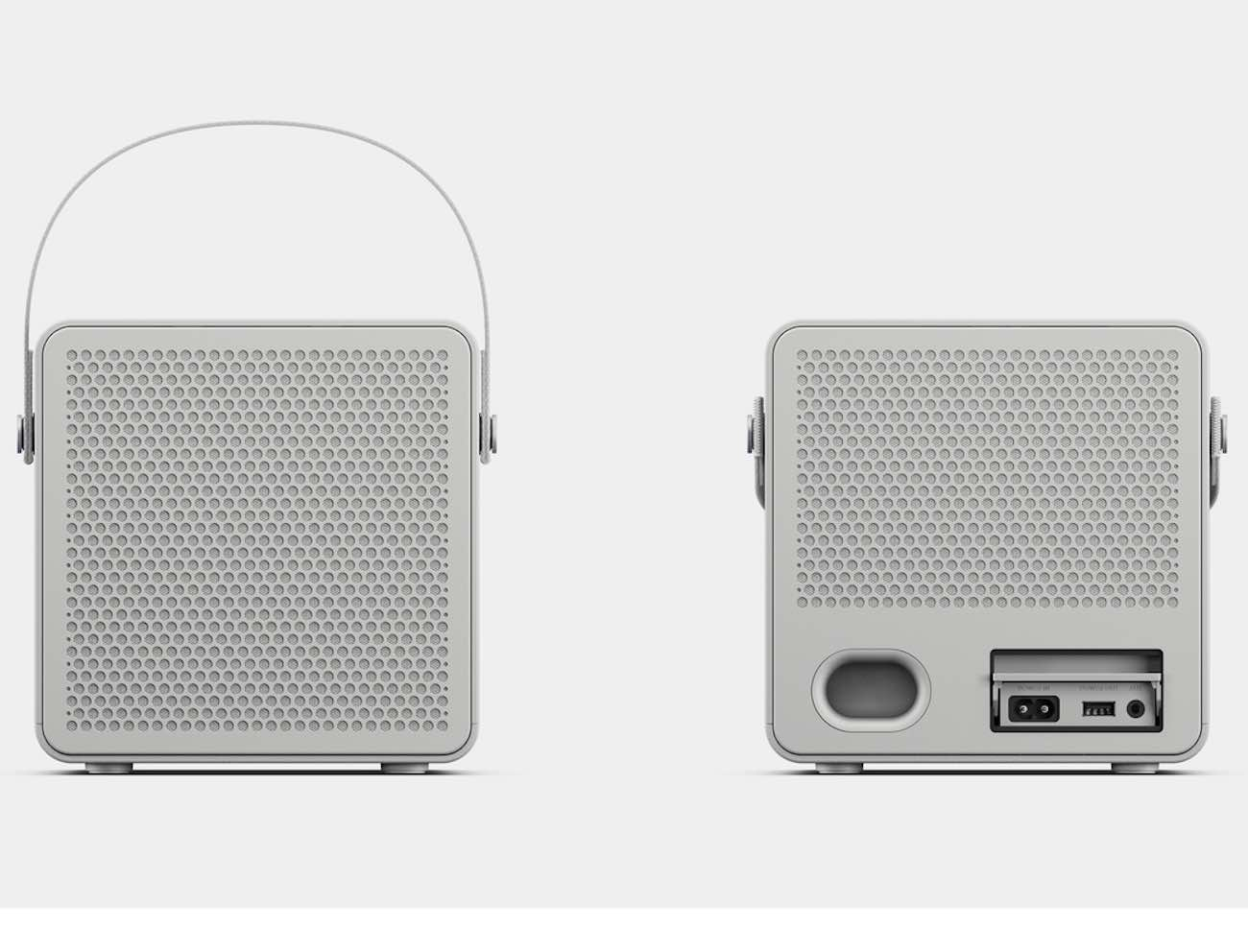 Urbanears Rålis Double Bluetooth Portable Speaker can connect to multiple devices