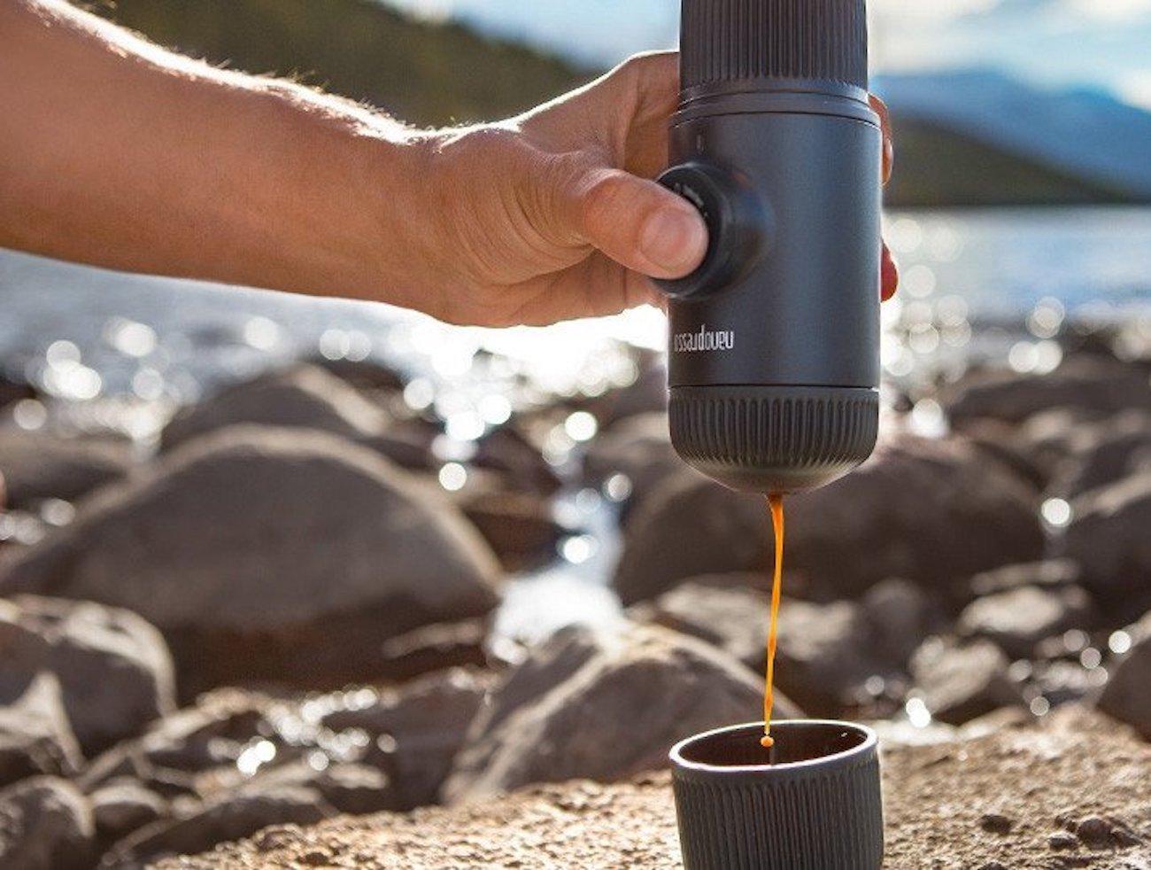 Wacaco Nanopresso Portable Manual Espresso Machine