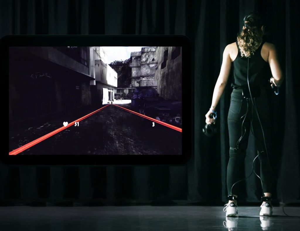 WalkOVR+Wearable+Motion+Tracking+System+lets+you+interact+with+the+virtual+world
