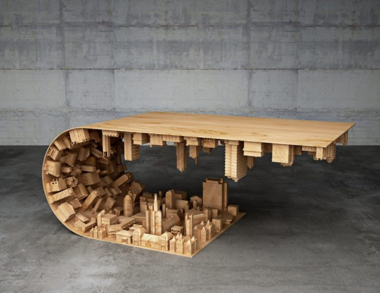 Wave+City+Curved+Coffee+Table+is+the+statement+piece+your+home+needs