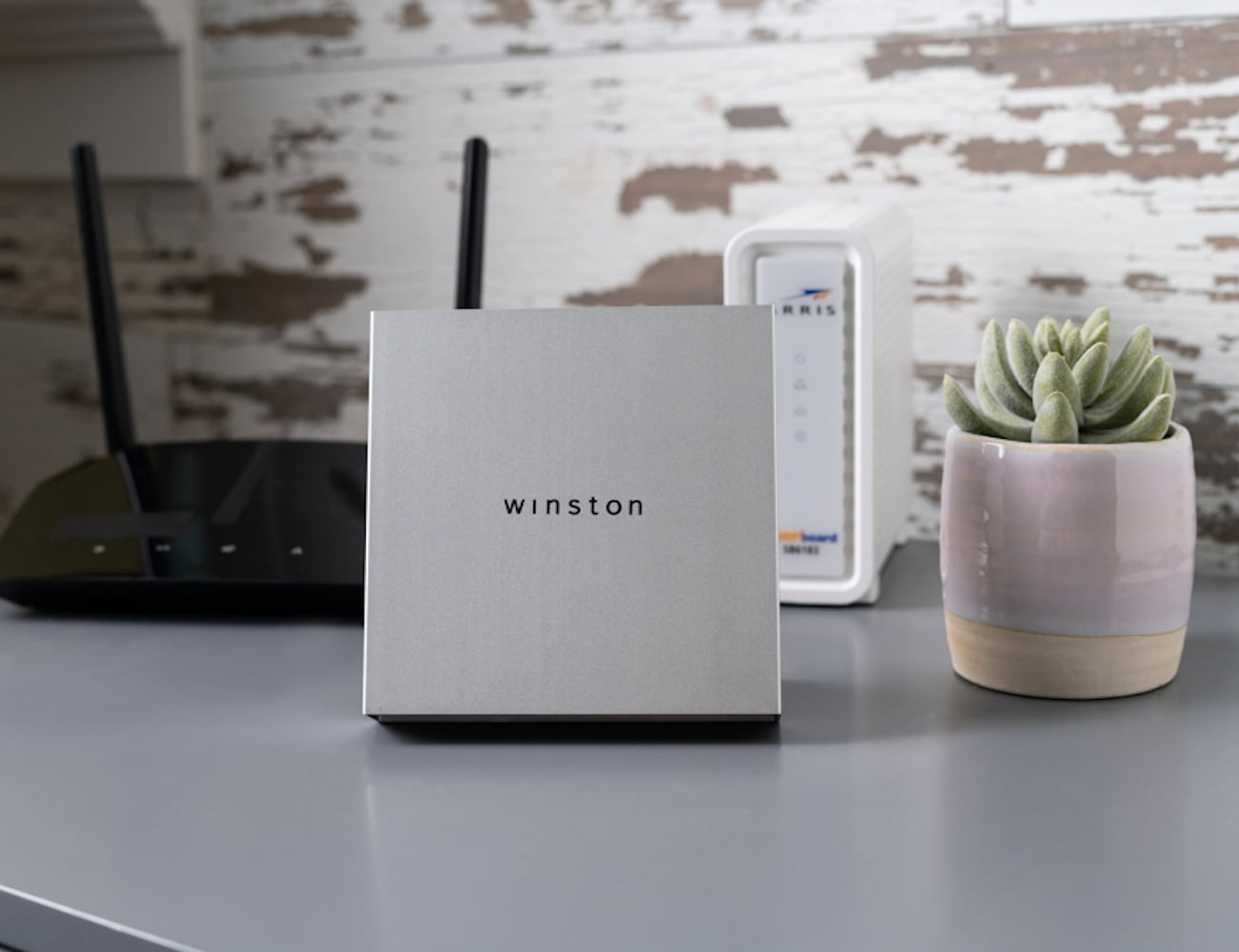 Winston Online Privacy Device protects your information from prying eyes
