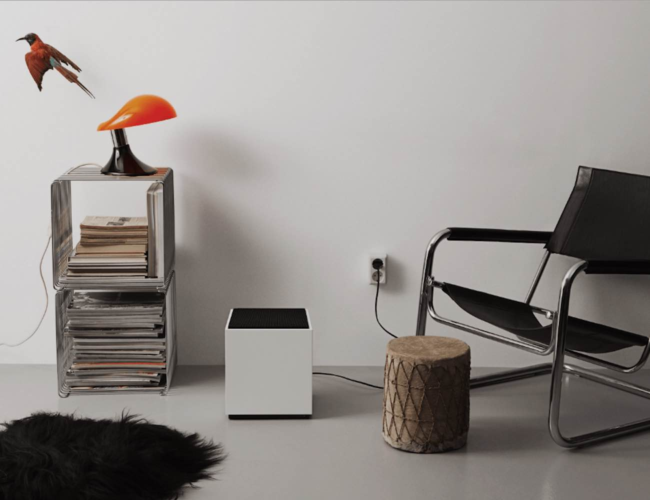 OD-11 Wireless Stereo Loudspeaker by Teenage Engineering plays from any device