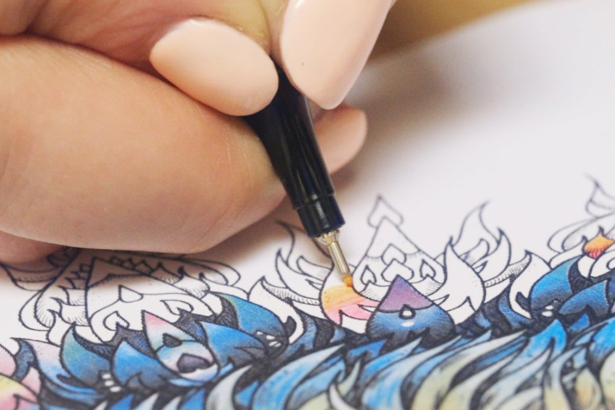 Chameleon Fineliners might be the best coloring pens ever made