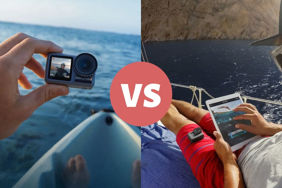 Is the new DJI Osmo Action better than GoPro?
