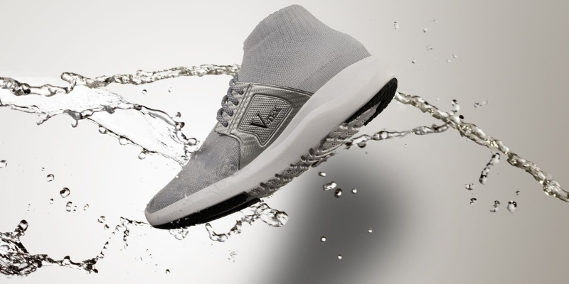 V-TEX waterproof shoes want to be your everyday high-tops