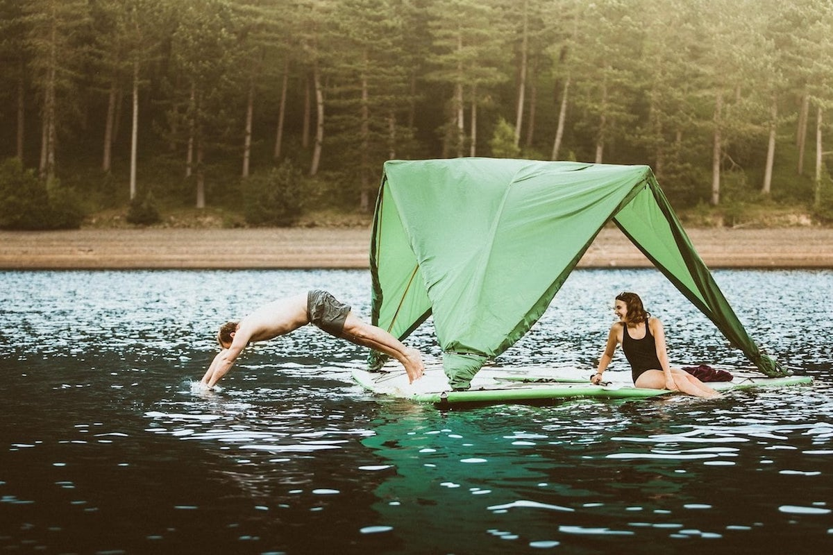 12 Camping accessories for anyone who prefers the comforts of home